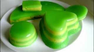 getlinkyoutube.com-Steamed layer cake - Bánh da lợn