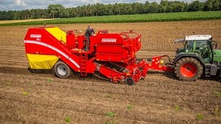 Grimme SE 260 | 2-row Bunker Harvester with standard bunker and NonstopBunker