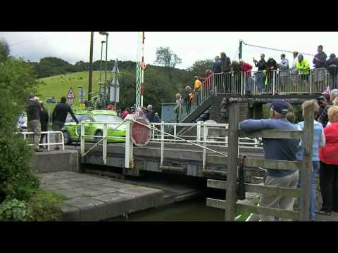 Tour of Britain 2012 - Macclesfield Canal
