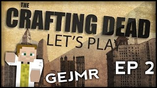 getlinkyoutube.com-[GEJMR] Minecraft - Crafting Dead - EP 2