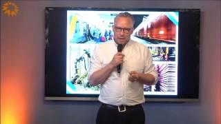 Almedalen - På nya järnvägsspår mot framtiden? - Introduktion av seminariet