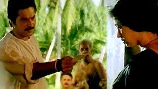 നരസിംഹ മന്നാടിയാരുടെ ഭാര്യയായിരിക്കാന് നിനക്ക് സംമതാണോ..!   Mammootty , Gauthami - Dhruvam
