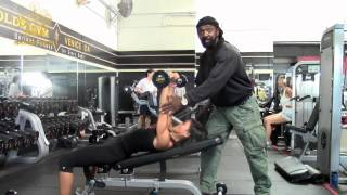 getlinkyoutube.com-Target Training with Charles Glass: Biceps & Triceps