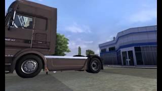 getlinkyoutube.com-[ETS2]Euro Truck Simulator 2 Mercedes Benz Pack v 2.0 MP II