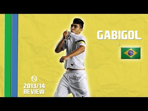 GABRIEL 'GABIGOL' BARBOSA | Goals, Skills, Assists | Santos | 2013/2014 (HD)