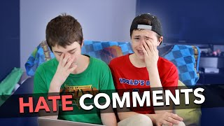 getlinkyoutube.com-CRYING OVER HATE COMMENTS!