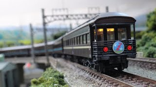 getlinkyoutube.com-国鉄 特別急行 つばめ 【鉄道模型・Nゲージ・railway model】