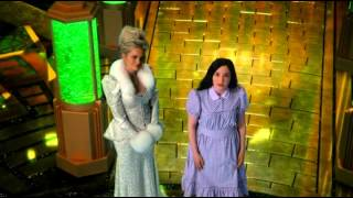 "getlinkyoutube.com-Once Upon A Time 3x20 ""Kansas"" Dorothy returns home Zelena banishes Glinda to the Enchanted Forest"