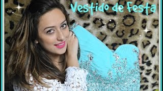 getlinkyoutube.com-Vestido de Festa!! BY ALIEXPRESS