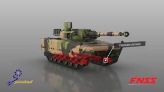 getlinkyoutube.com-PT. Pindad & FNSS Joint Development Modern Medium Weight Tank
