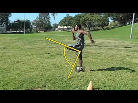 Sprint Drill - Syd FastLeg Demo - 20161015