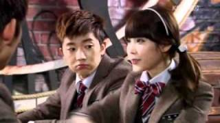 getlinkyoutube.com-Milky Couple (Jason/Wooyoung & Pil suk/IU)