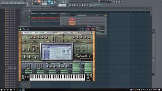 [Studio Session] FL Studio 12: How to make Hip-Hop Drums width=