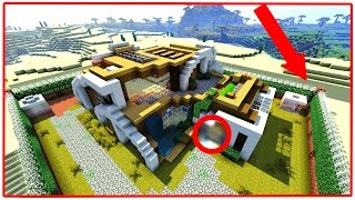 getlinkyoutube.com-WORLD'S SAFEST MINECRAFT HOUSE!