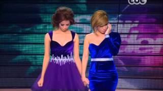 getlinkyoutube.com-Star Academy 9 - Prime 15 Final Results - Rana Samaha and Soukaina Boukhries