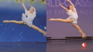 getlinkyoutube.com-Maddie & Mackenzie Ziegler - Cry Side By Side Full