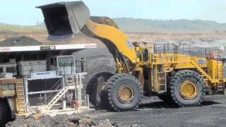 getlinkyoutube.com-LeTourneau L-1850 Loader in Australia (L-1850)