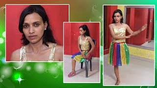 getlinkyoutube.com-Arti Singh one legged Dancer & Social Worker on Ajit Web TV.