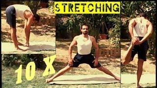 getlinkyoutube.com-Top STRETCHING Exercises for Martial Arts ( Tutorial )