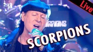 getlinkyoutube.com-Scorpions - Medley / Live dans les Années Bonheur