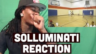 SoLLUMINATI Reacts to PrettyBoyFredo vs Flight 1v1