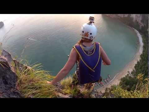 Thailand BASE Jumping