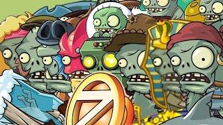 getlinkyoutube.com-Plants Vs Zombies 2 Tiempos Modernos Día 16