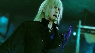 getlinkyoutube.com-Lightning Returns: Final Fantasy XIII - Snow VS Lightning Battle Scene [ENGLISH]