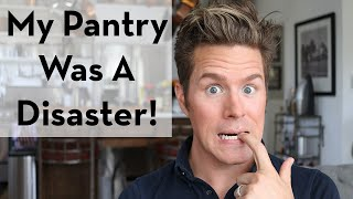 How To Organize Your Kitchen Pantry    Home Hacks   Theodore Leaf