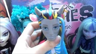 getlinkyoutube.com-Коллекция кукол Монстер Хай 2015