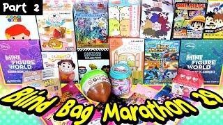 getlinkyoutube.com-Surprise Blind Bag Marathon 29 - Part2 - Steven Universe, Disney, Tokidoki, Anime, Shopkins & MORE!