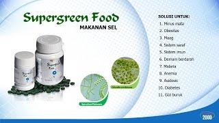 getlinkyoutube.com-SUPER GREEN FOOD - MENGIKAT LOGAM BERAT (LONG VER.)