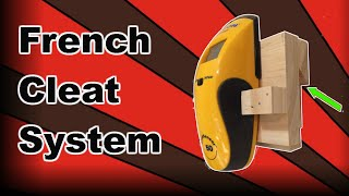 getlinkyoutube.com-French cleat system