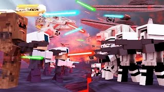 Minecraft | STAR WARS: THE CLONE WARS MOVIE! (Star Wars Mod)