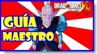 getlinkyoutube.com-ANTIGUO KAIOSHIN (Guía Maestro) - Dragon Ball Xenoverse