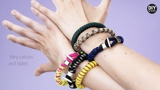 getlinkyoutube.com-DIY by Panduro: LoopDeDoo Bracelets