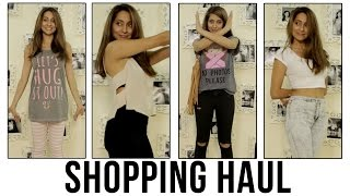 getlinkyoutube.com-Shopping Haul - Primark, Forever 21 Love! | Anusha Dandekar | Diva On Duty