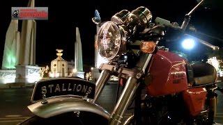 getlinkyoutube.com-Centaur Siam สตาร์ตนุ่ม เสียงเครื่องเงียบ อัตราเร่งดี ไมล์แข็ง