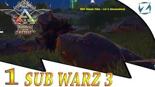 getlinkyoutube.com-Ark Survival Of The Fittest SubWarz 3 - E1 - Sleeping Beauty