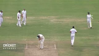 Highlights: South Africa A v Australia, day two width=