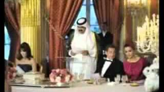 getlinkyoutube.com-فضائح الخنزير حمد في دويلة قطر