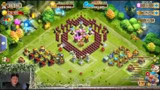 getlinkyoutube.com-Castle Clash - This Sunday 6/28 7pm Central Streaming On Twitch