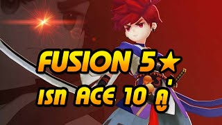 getlinkyoutube.com-Seven Knight (7K) Fusion 5★ 10คู่ (เรท Ace)