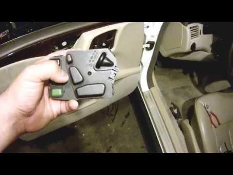 BORODA: ремонт Mercedes, проблема регулировки сидения и разборка двери Pan Zmitser