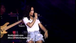 Lil Wayne & Kelly Rowland - Motivation (Live)