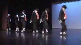 getlinkyoutube.com-MICHAEL JACKSON DANCE PRODUCTION 2007