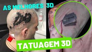 getlinkyoutube.com-Tatuagens só  as melhores em 3D