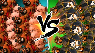 """getlinkyoutube.com-""""HOGRIDER VS BALLOON!"""" - Clash of Clans - 99% ATTACK FAIL! Epic Battle of the Defense Destroyers!"""