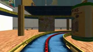 getlinkyoutube.com-RCT3 Toy Story Ride