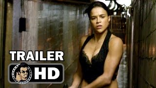 THE ASSIGNMENT Official Trailer #2 (2017) Michelle Rodriguez Action Movie HD